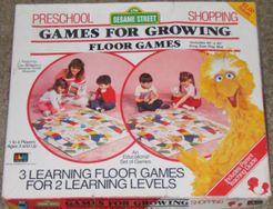 Sesame Street Preschool Games for Growing: Shopping
