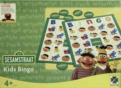 Sesamstraat Kids Bingo