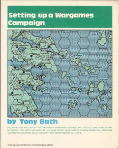 Setting up a Wargames Campaign