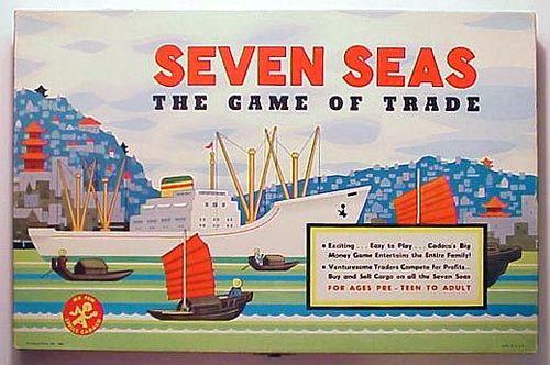 Seven Seas: The Game of Trade