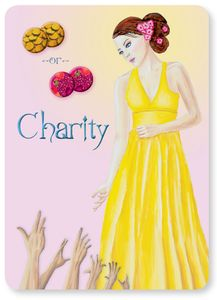 Seven Sisters: Charity Promo Card