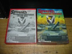 Seventh Armored Division: Red Typhoon '95