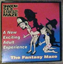 Shadow Sex & Fantasy Maze