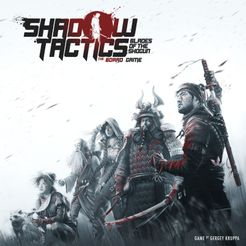 Shadow Tactics: The Board Game