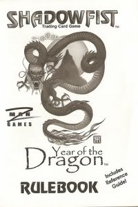 Shadowfist: Year of the Dragon