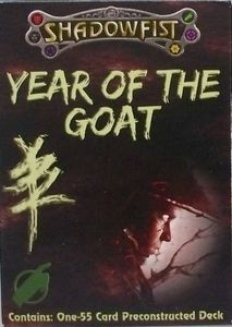 Shadowfist: Year of the Goat