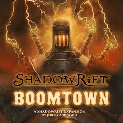 Shadowrift: Boomtown