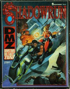 Shadowrun: DMZ Downtown Militarized Zone