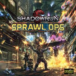 Shadowrun: Sprawl Ops