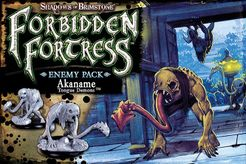 Shadows of Brimstone: Akaname Tongue Demons Enemy Pack
