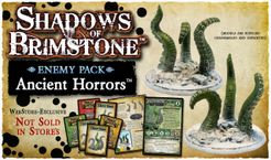 Shadows of Brimstone: Ancient Horrors Enemy Pack