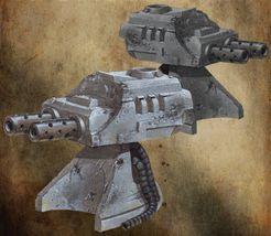Shadows of Brimstone: Auto-Turrets