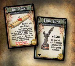 Shadows of Brimstone: Caverns of Cynder Promo Cards