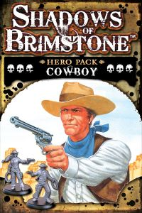 Shadows of Brimstone: Cowboy Hero Pack
