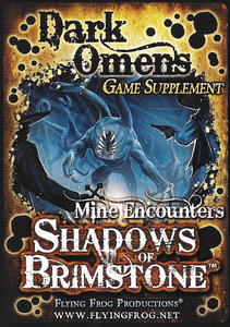Shadows of Brimstone: Dark Omens Game Supplement