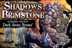 Shadows of Brimstone: Dark Stone Brutes Enemy Pack