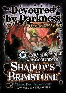 Shadows of Brimstone: Devoured by Darkness Game Supplement