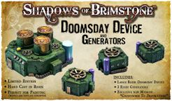 Shadows of Brimstone: Doomsday Device and Generators