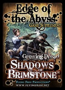 Shadows of Brimstone: Edge of The Abyss Supplement