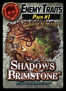 Shadows of Brimstone: Enemy Traits #1 Supplement