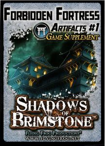 Shadows of Brimstone: Forbidden Fortress Artifacts Pack #1 Game Supplement