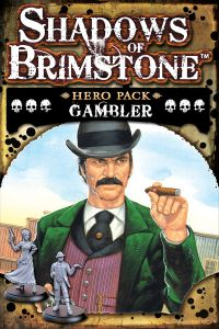 Shadows of Brimstone: Gambler Hero Pack
