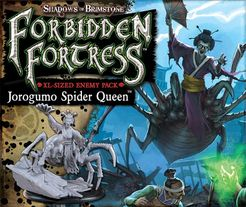 Shadows of Brimstone: Jorogumo Spider Queen Enemy Pack