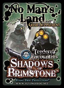 Shadows of Brimstone: No Man's Land Game Supplement