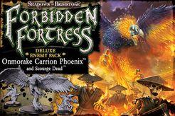 Shadows of Brimstone: Onmorake Carrion Phoenix Deluxe Enemy Pack