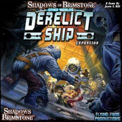 Shadows of Brimstone: Other Worlds – Derelict Ship
