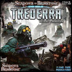 Shadows of Brimstone: Other Worlds – Trederra