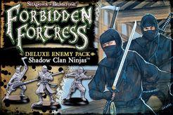 Shadows of Brimstone: Shadow Clan Ninja Deluxe Enemy Pack