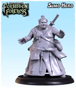 Shadows of Brimstone: Sumo Hero Pack