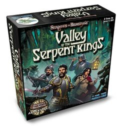 Shadows of Brimstone: Valley of the Serpent Kings