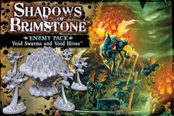 Shadows of Brimstone: Void Swarms and Void Hives Enemy Pack