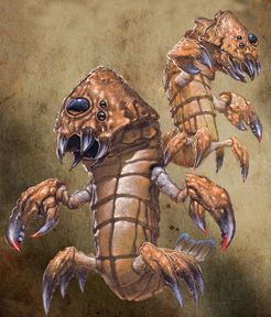 Shadows of Brimstone: Wasteland Sand Crabs