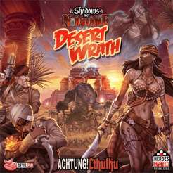 Shadows over Normandie: Desert Wrath