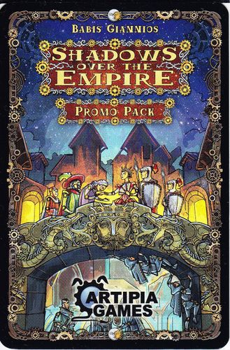Shadows over the Empire: Promo Pack