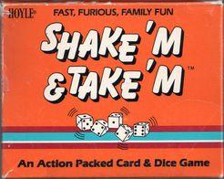 SHAKE 'M & TAKE 'M