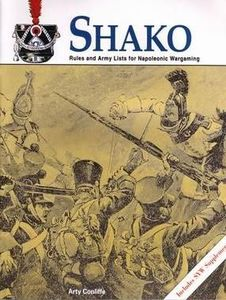 Shako: Rules and Army Lists for Napoleonic Wargaming