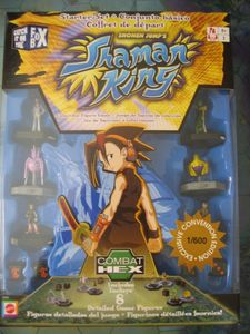 Shaman King Collectible Figure Game