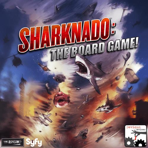 Sharknado: The Board Game!