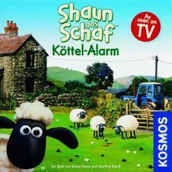 Shaun das Schaf: Köttel-Alarm