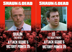 Shaun of the Dead Card Game