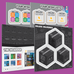Shelfie Stacker: Deluxe Delivery Expansion