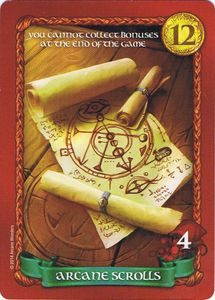 Sheriff of Nottingham: Arcane Scrolls