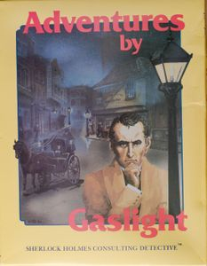 Sherlock Holmes Consulting Detective: Adventures by Gaslight