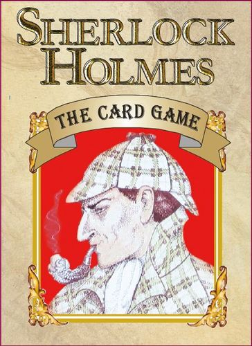 Sherlock Holmes: The Card Game – Designer Edition