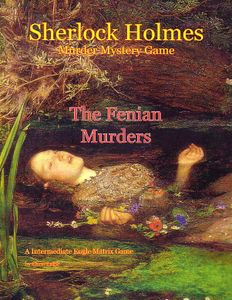 Sherlock Holmes: The Fenian Murders