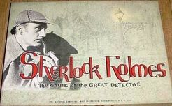Sherlock Holmes: The Game of the Great Detective